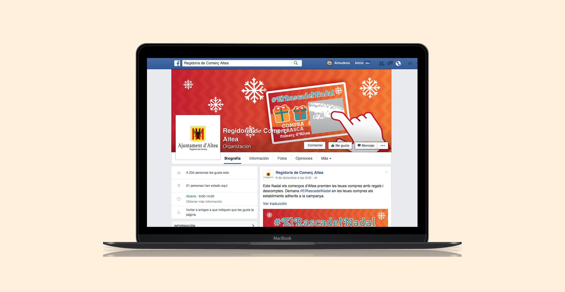 Campaña «El Rasca del Nadal»