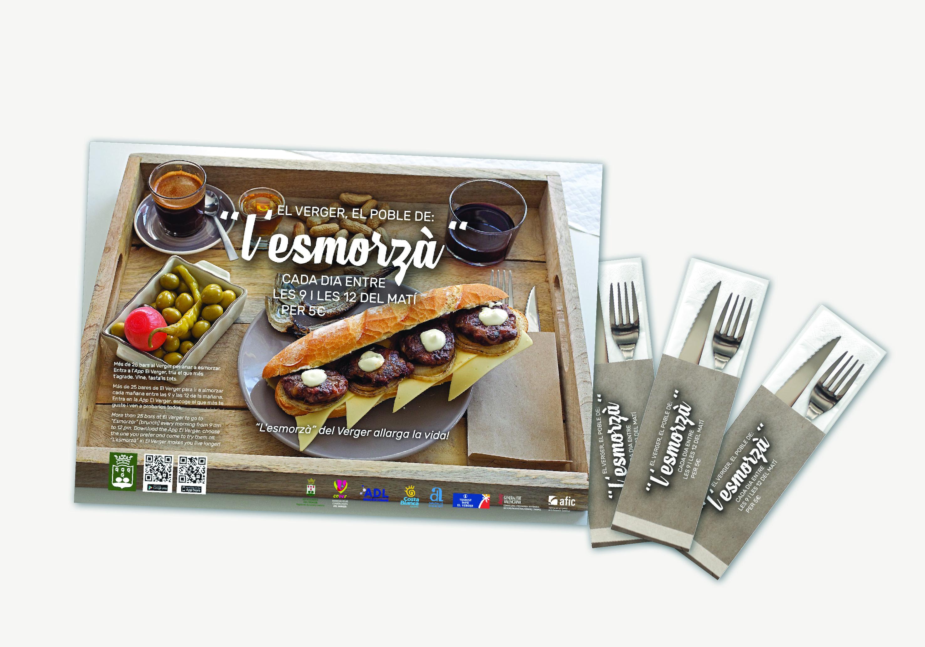"""Campaña """"l'Esmorzà"""""""