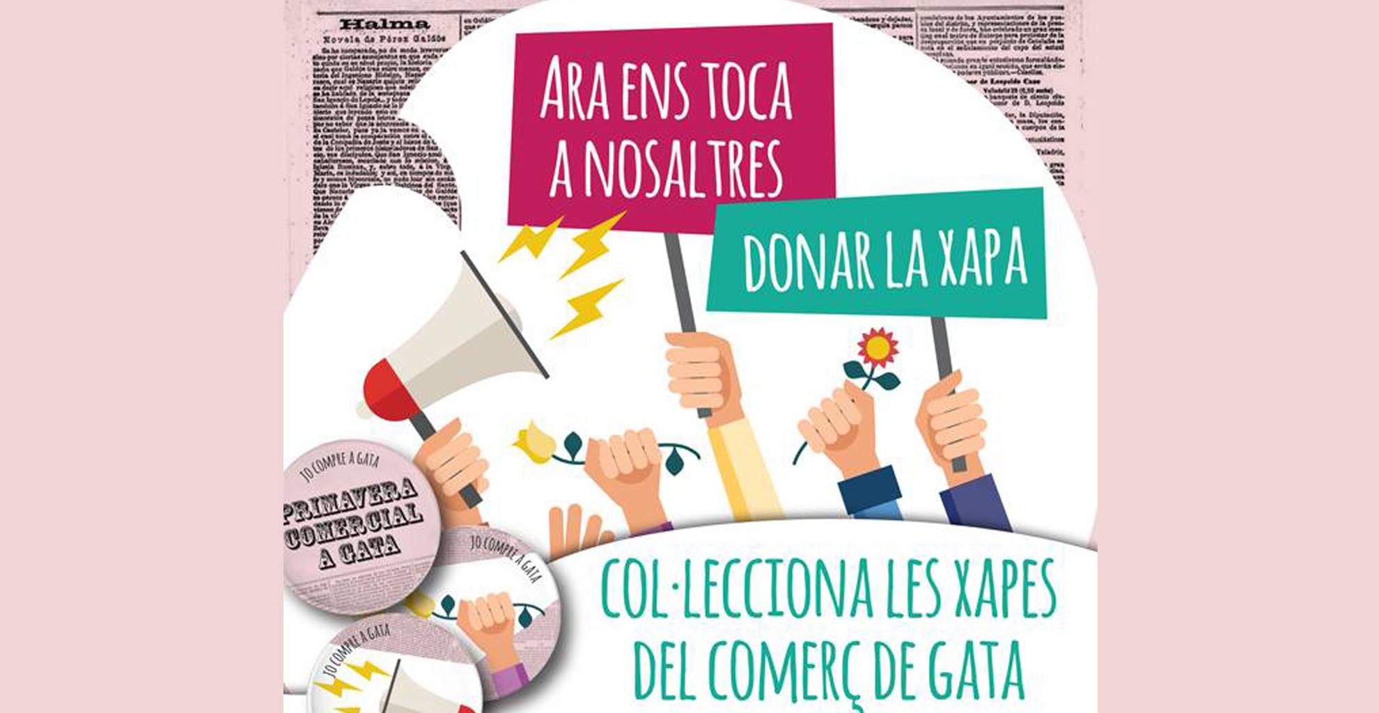 Campaña «Primavera Comercial a Gata»