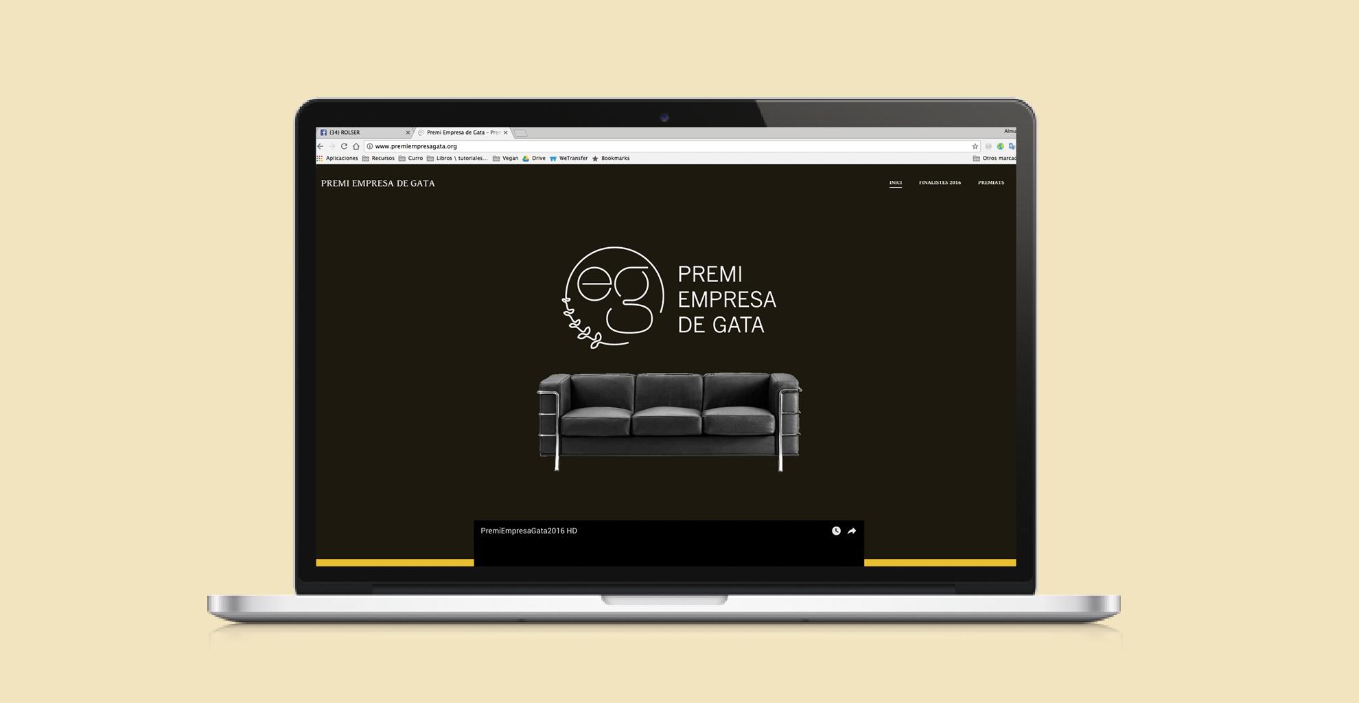 Premi Empresa Gata 2016