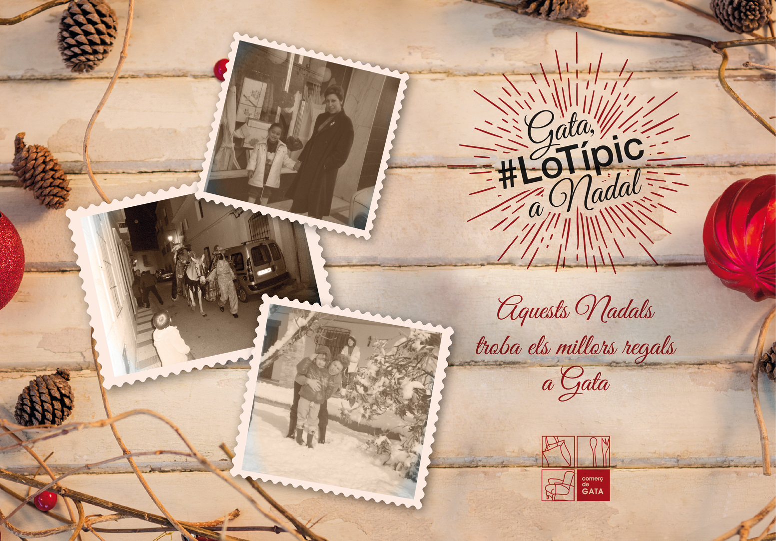 Campaña «#LoTípic a Gata»